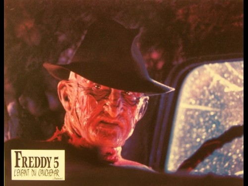 FREDDY 5 - A NIGHTMARE ON ELM STREET - PART 5 : THE DREAM CHILD