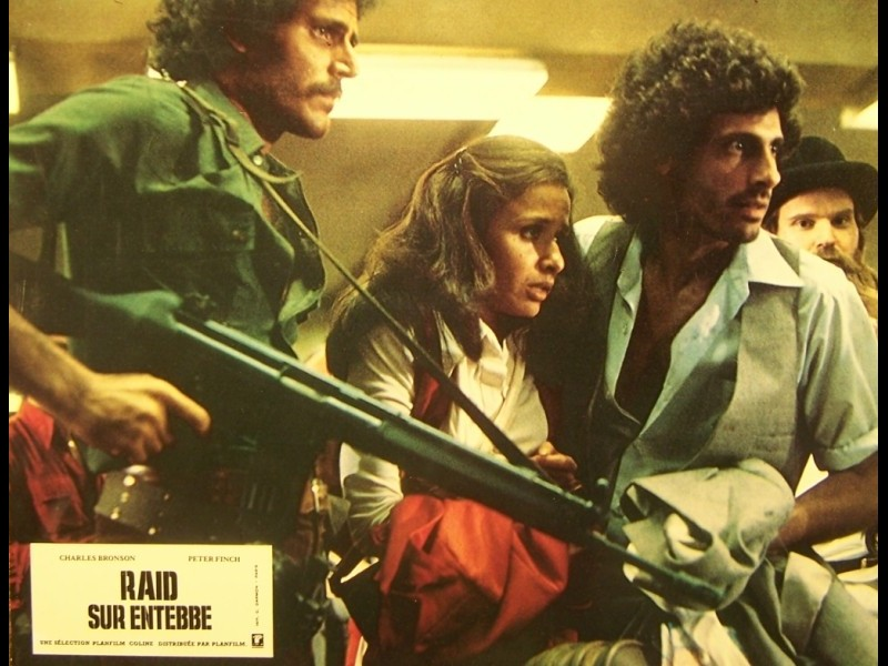 Photo du film RAID SUR ENTEBBE - RAID ON ENTEBBE