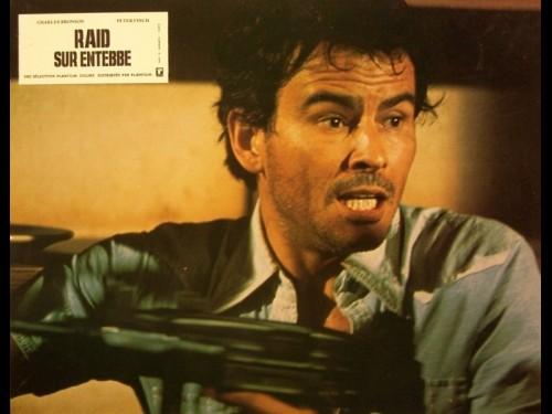 RAID SUR ENTEBBE - RAID ON ENTEBBE
