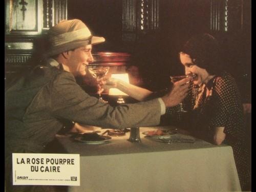 ROSE POURPRE DU CAIRE (LA) - THE PURPLE ROSE OF CAIRO