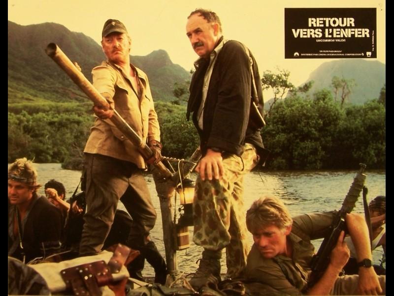 Photo du film RETOUR VERS L'ENFER - UNCOMMON VALOR