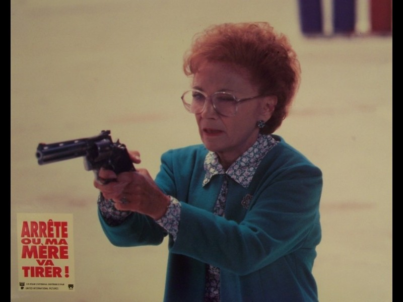 Photo du film ARRETE OU MA MERE VA TIRER - STOP OR MY MOM WILL SHOT