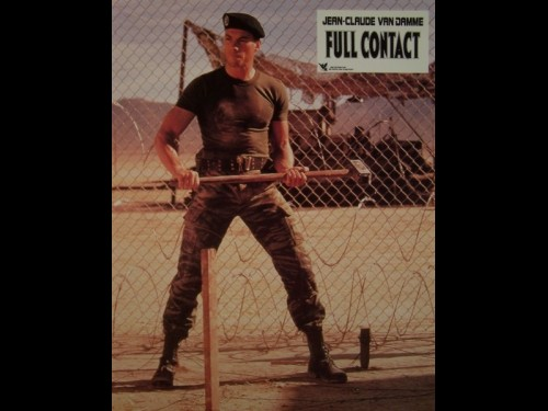 FULL CONTACT - LIONHEART