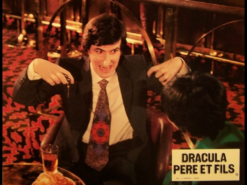 Photo du film DRACULA PÉRE ET FILS