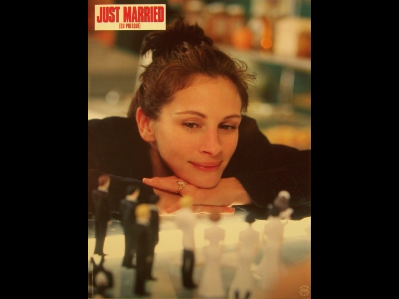 Photo du film JUST MARRIED
