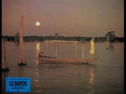 BAYOU (LE) - SHY PEOPLE