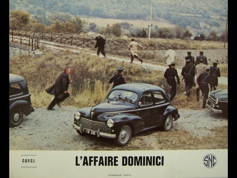 Photo du film AFFAIRE DOMINICI (L')
