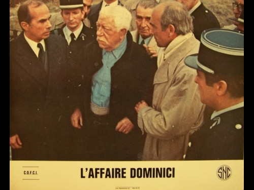 AFFAIRE DOMINICI (L')
