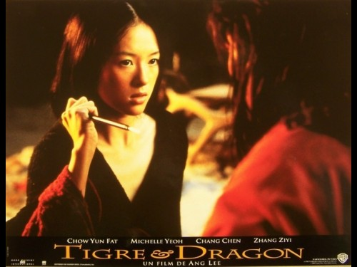 TIGRE ET DRAGON - CROUCHING TIGER, HIDDEN DRAGON