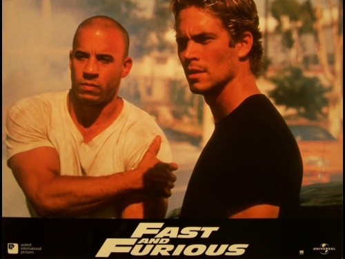 FAST AND FURIOUS - THE FAST AND THE FURIOUS