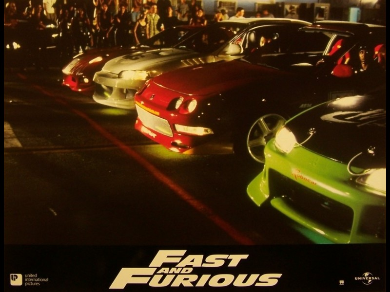 Photo du film FAST AND FURIOUS - THE FAST AND THE FURIOUS