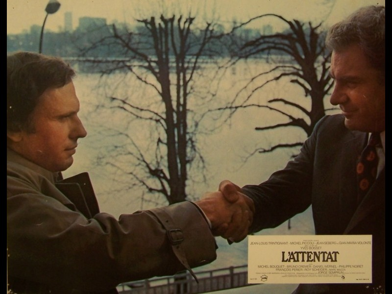 Photo du film ATTENTAT (L')