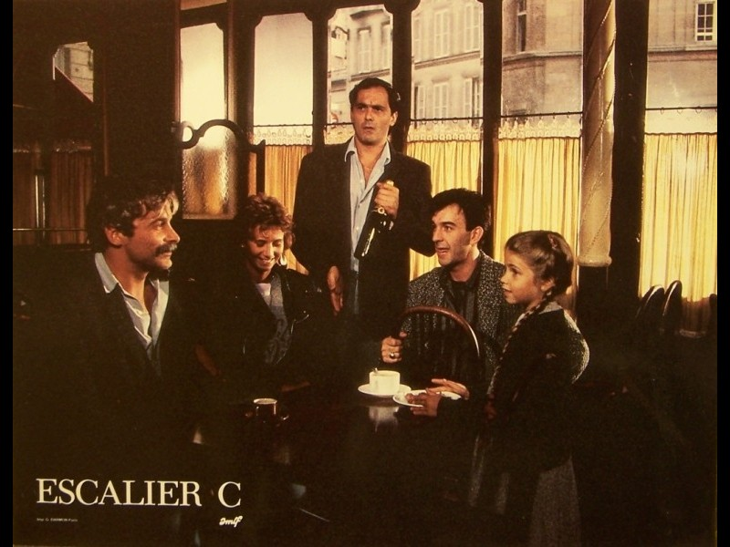 Photo du film ESCALIER C