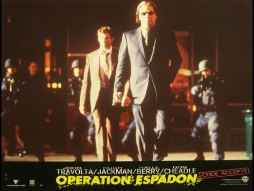 OPERATION ESPADON - SWORDFISH