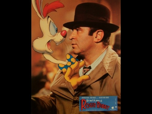 QUI VEUT LA PEAU DE ROGER RABBIT - WHO FRAMED ROGER RABBIT