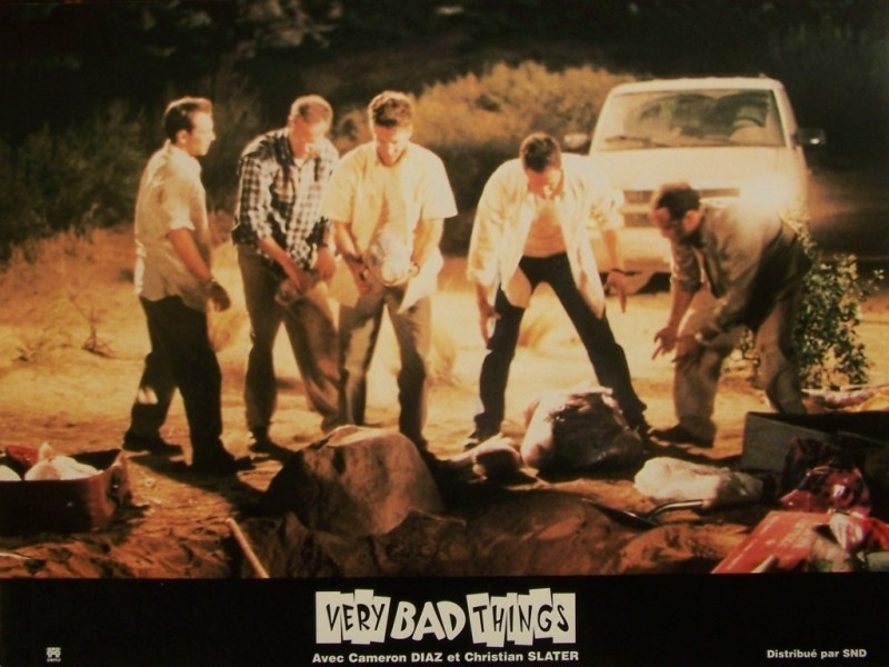Photo du film VERY BAD THINGS