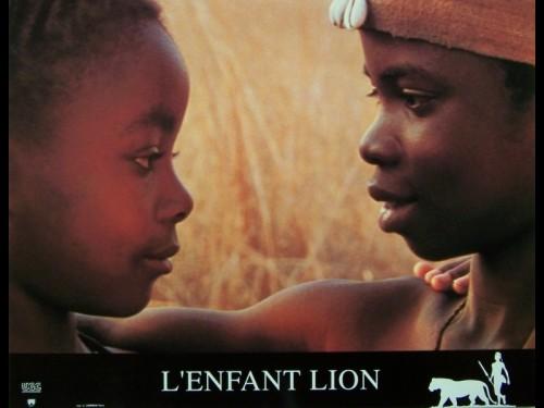 ENFANT LION (L')
