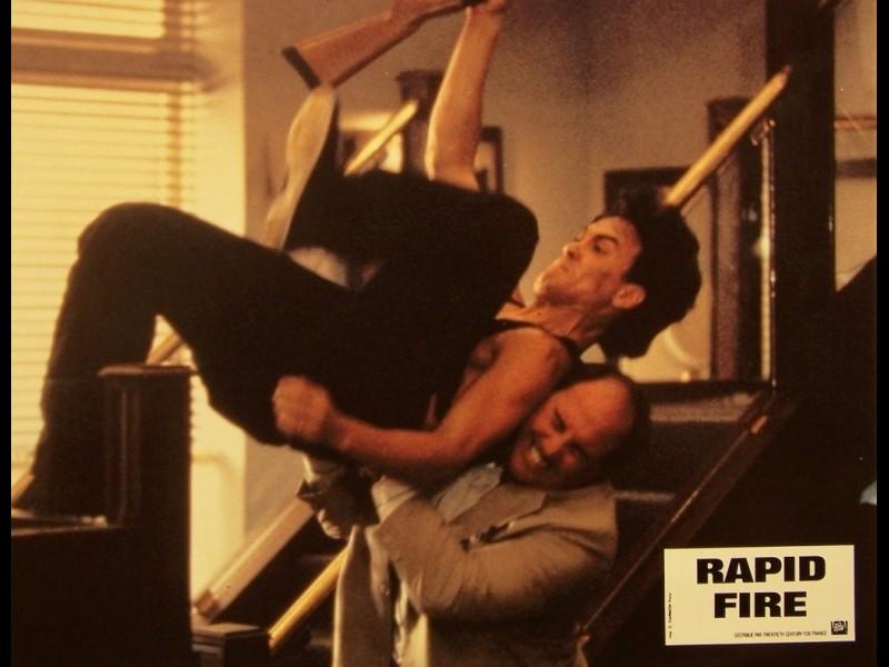 Photo du film RAPID FIRE