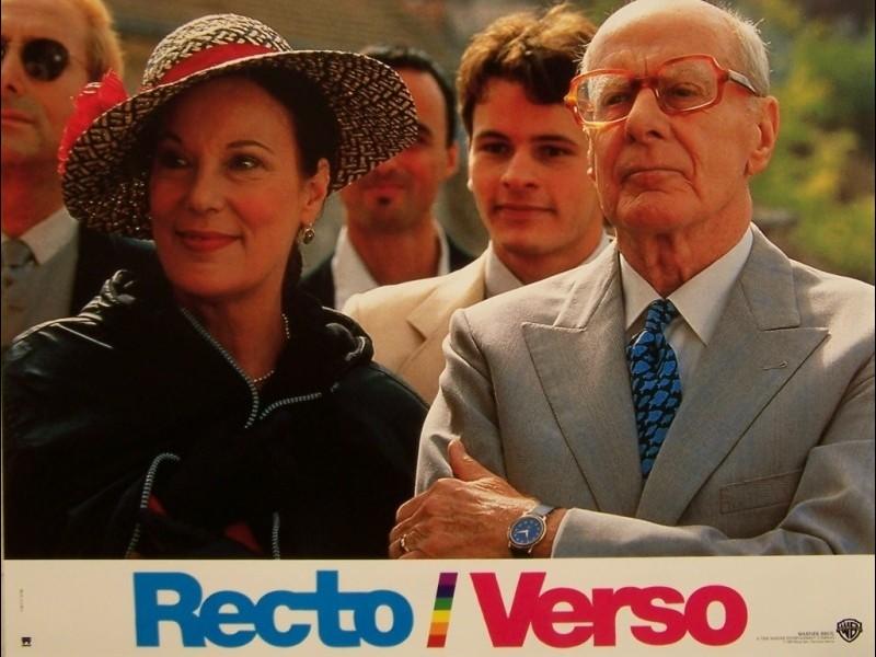 Photo du film RECTO-VERSO
