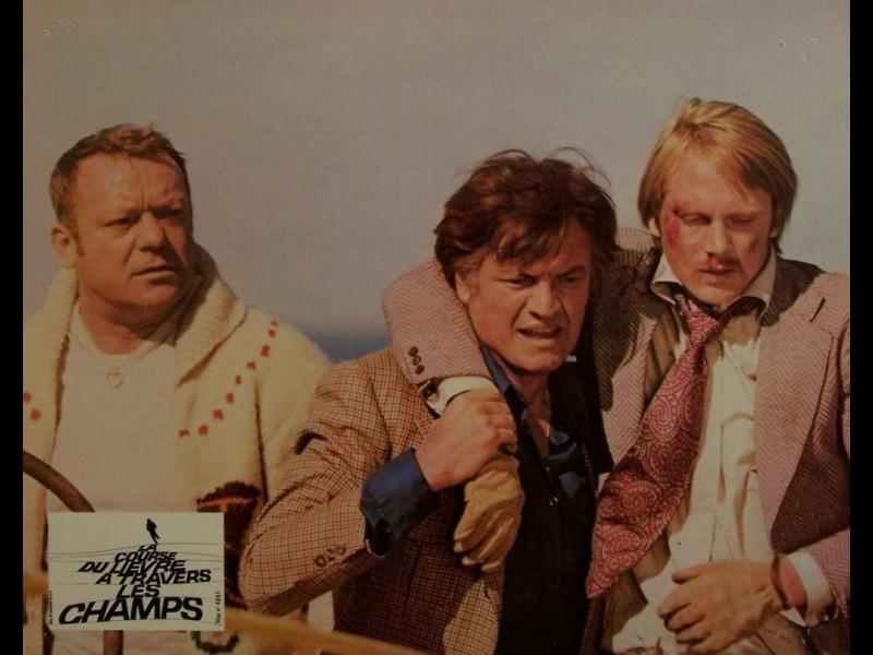 Photo du film COURSE DU LIEVRE A TRAVERS LES CHAMPS (LA)