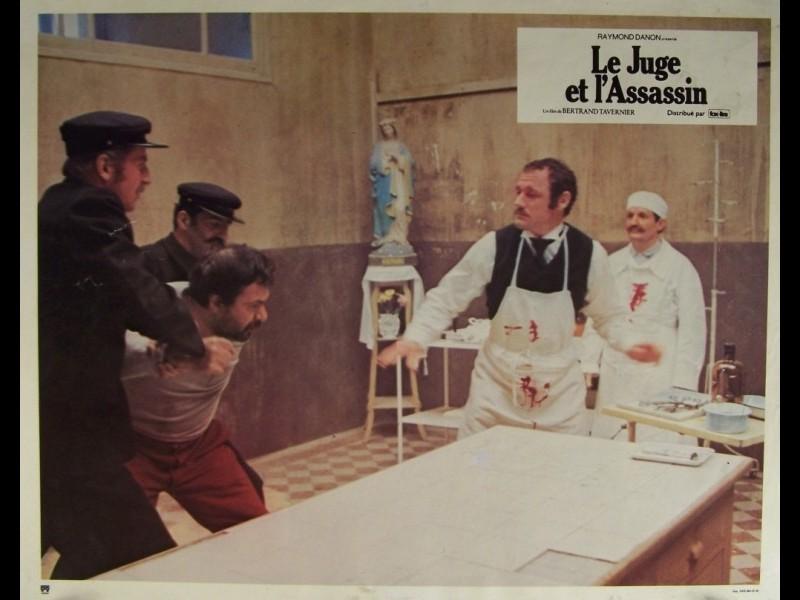 Photo du film JUGE ET L'ASSASSIN (LE)