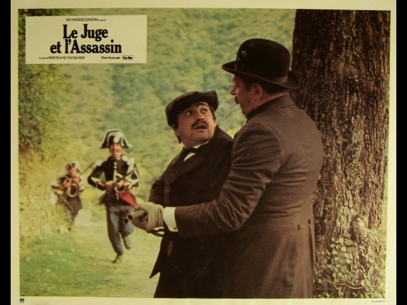 Photo du film JUGE ET L'ASSASSIN (LE)