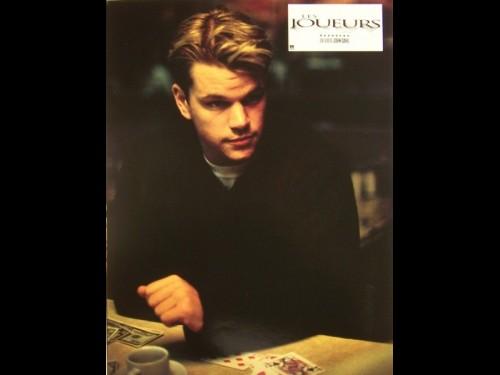 JOUEURS (LES) - ROUNDERS