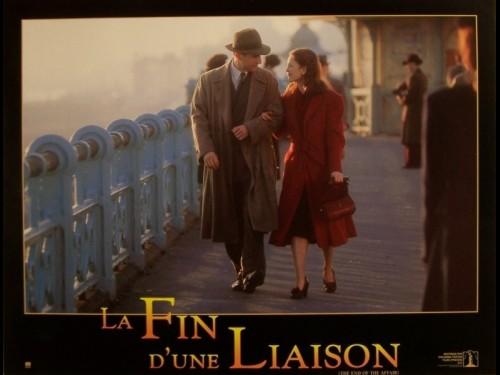 FIN D'UNE LIAISON (LA) - THE END OF THE AFFAIR