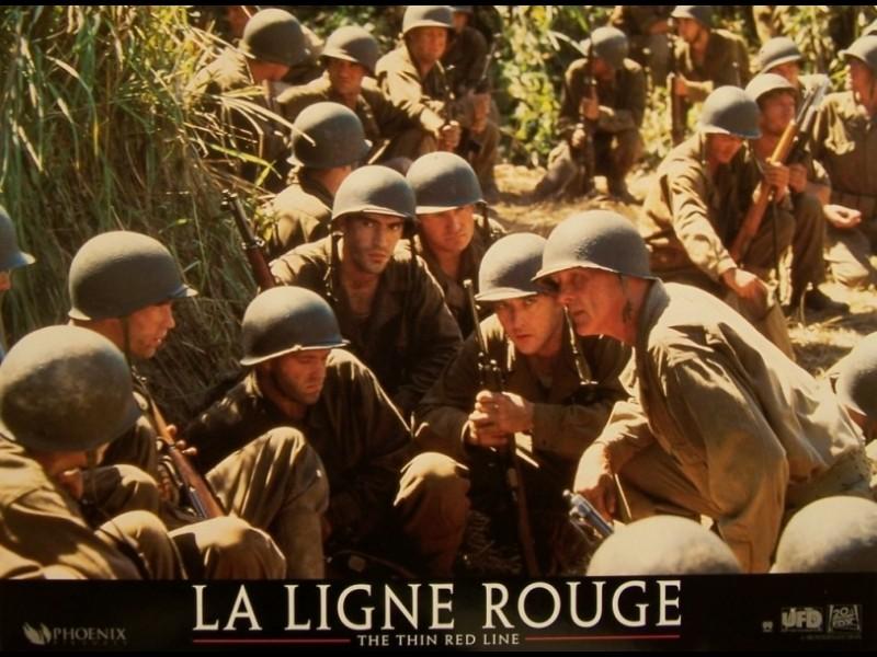 Photo du film LIGNE ROUGE (LA) - THE THIN RED LINE