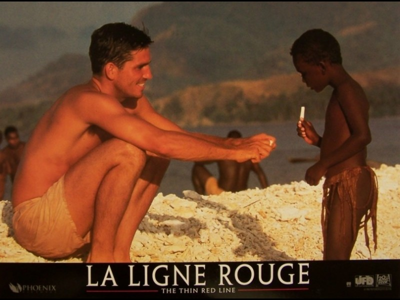 Photo du film LIGNE ROUGE (LA) - THE THIN RED LINE