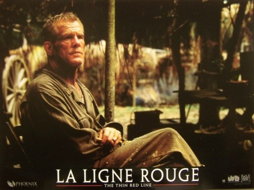 LIGNE ROUGE (LA) - THE THIN RED LINE