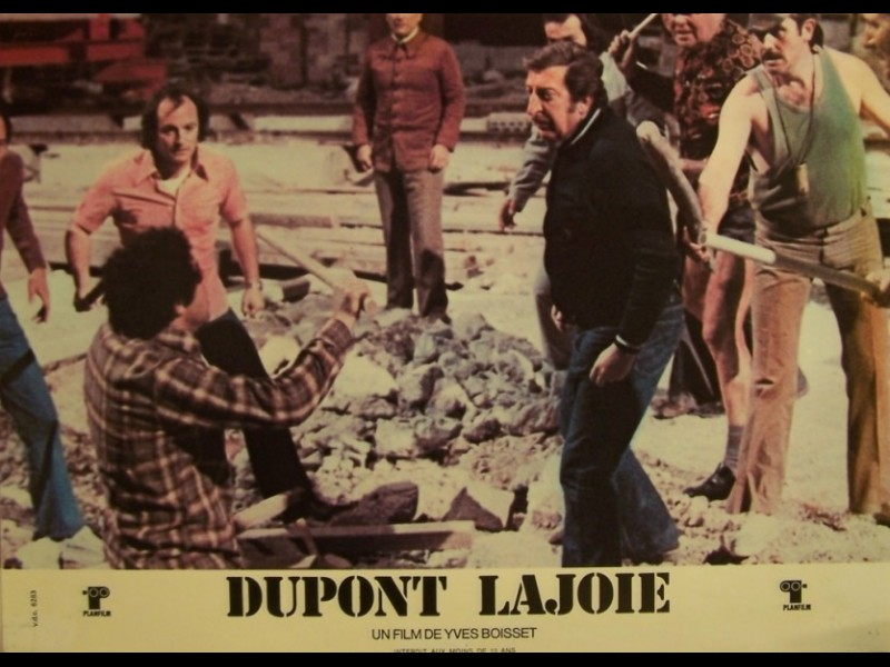 Photo du film DUPONT LAJOIE