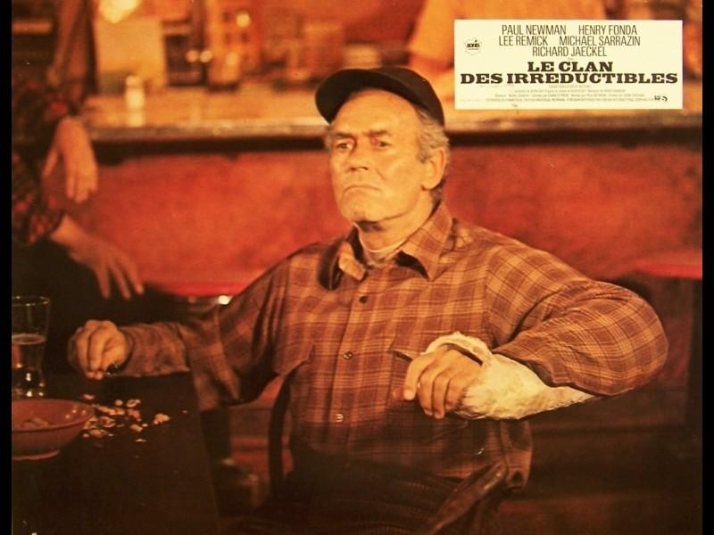 Photo du film CLAN DES IRREDUCTIBLES (LE) - SOMETIMES A GREAT NOTION