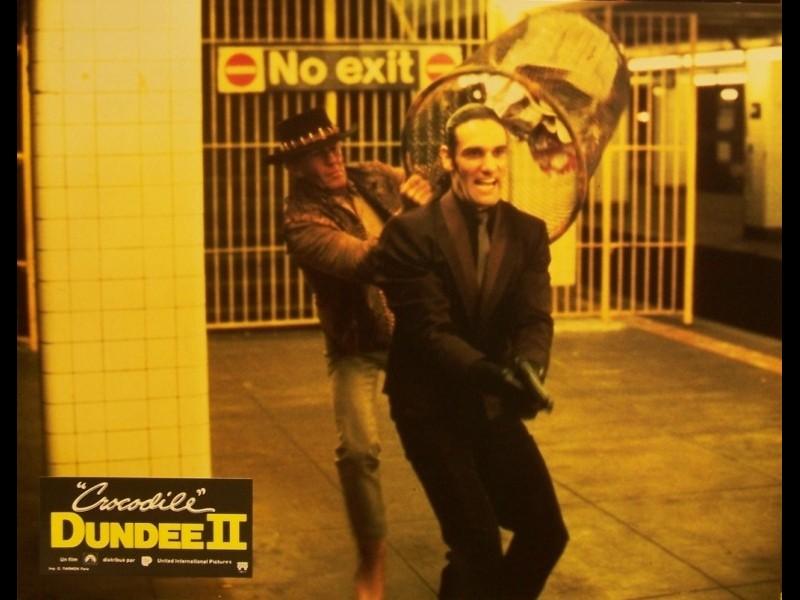 Photo du film CROCODILE DUNDEE II