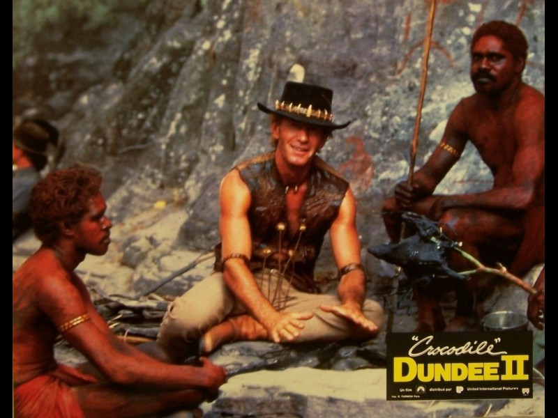 Photo du film CROCODILE DUNDEE II