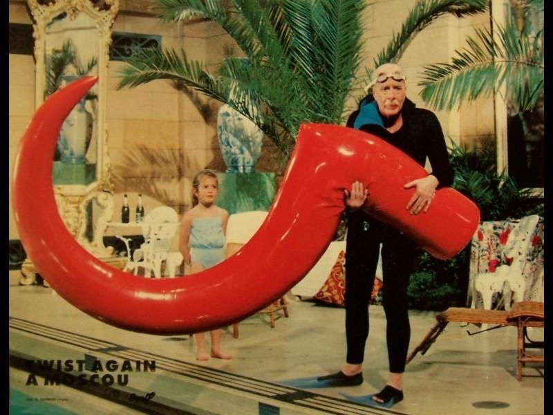 Photo du film TWIST AGAIN A MOSCOU