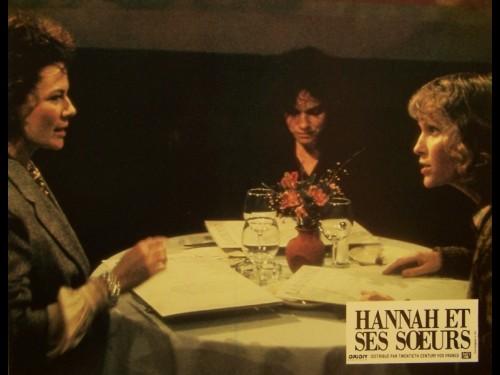 HANNAH ET SES SOEURS - HANNAH AND HER SISTERS