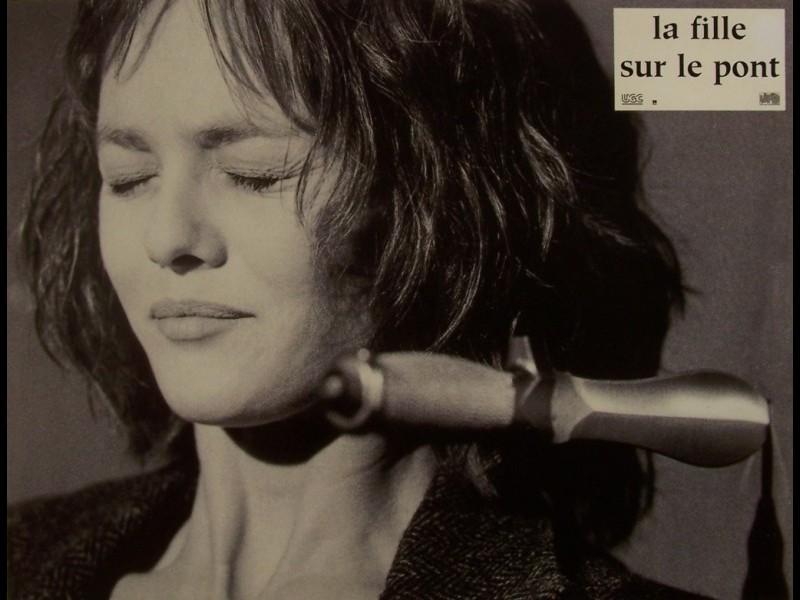Photo du film FILLE SUR LE PONT (LA)