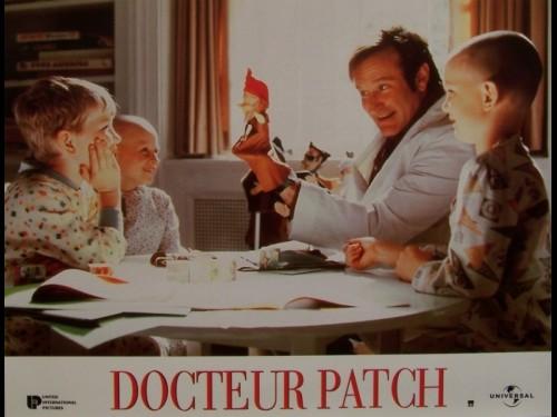 DOCTEUR PATCH - PATCH ADAMS
