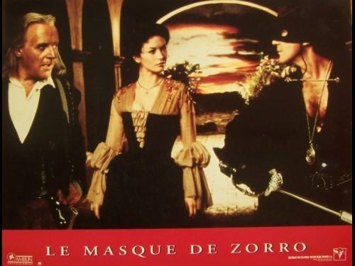 MASQUE DE ZORRO (LE) - THE MASK OF ZORRO