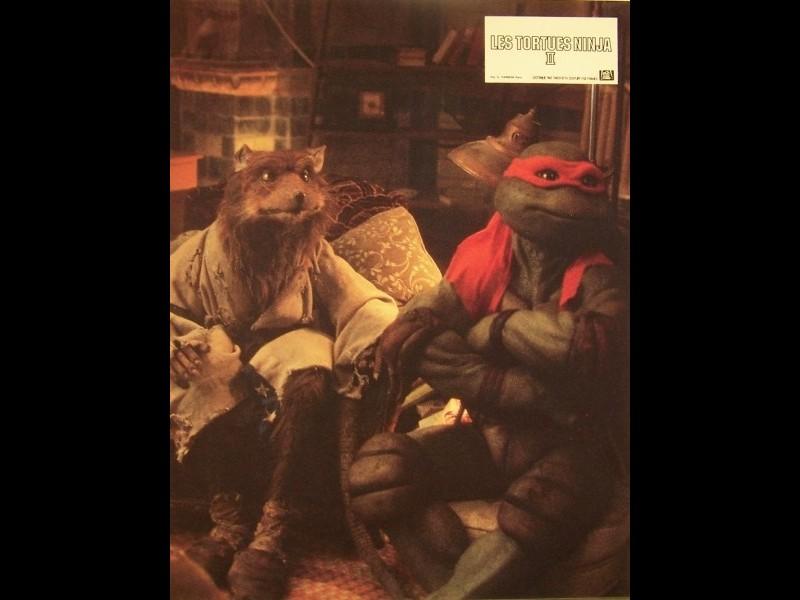 Photo du film TORTUES NINJA II (LES) - TEENAGE MUTANT NINJA TURTLES II