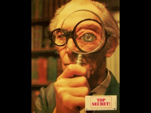 TOP SECRET (SERIE A)