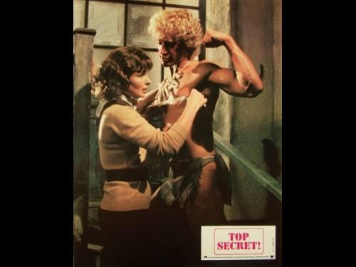 TOP SECRET (SERIE B)