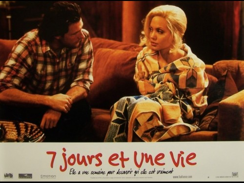 7 JOURS ET UNE VIE - LIFE OR SOMETHING LIKE IT
