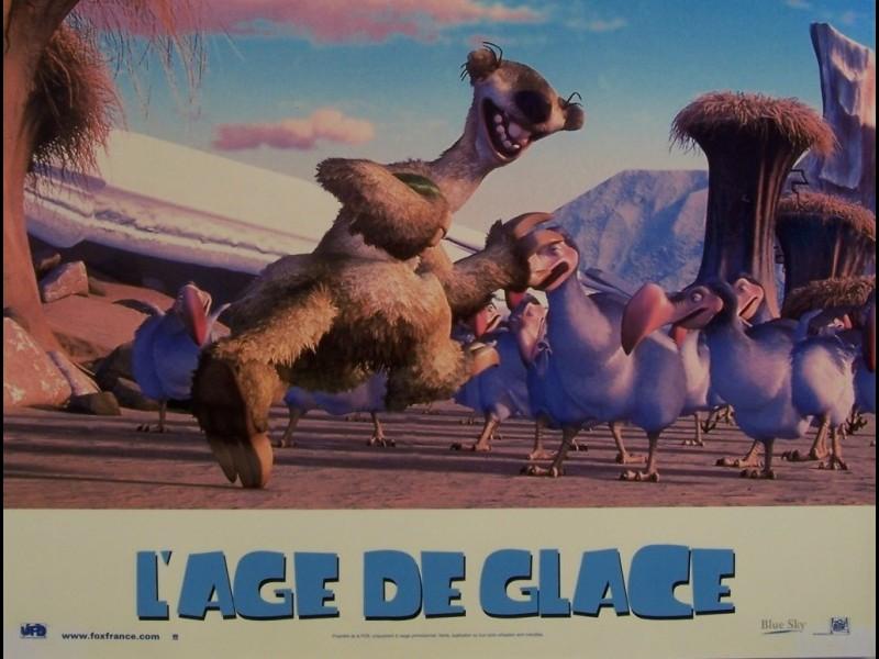 Photo du film AGE DE GLACE (L') - ICE AGE