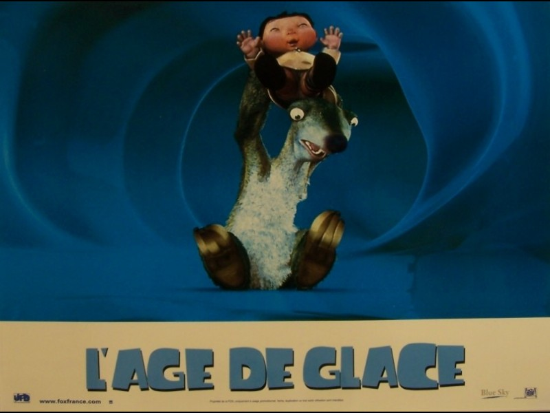 Photo du film AGE DE GLACE (L') - ICE AGE