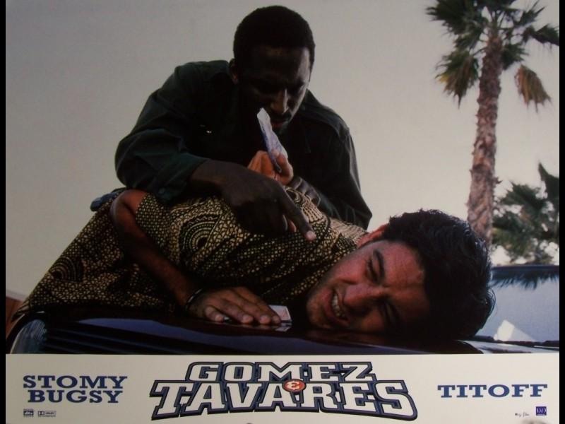 Photo du film GOMEZ ET TABAREZ