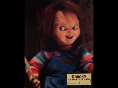 CHUCKY LA POUPÉE DE SANG - CHILD'S PLAY 2