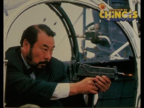 RETOUR DU CHINOIS (LE) - THE PROTECTOR