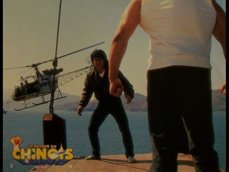 Photo du film RETOUR DU CHINOIS (LE) - THE PROTECTOR
